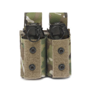 Warrior Assault Systems Double 40mm Flash Bang Pouch